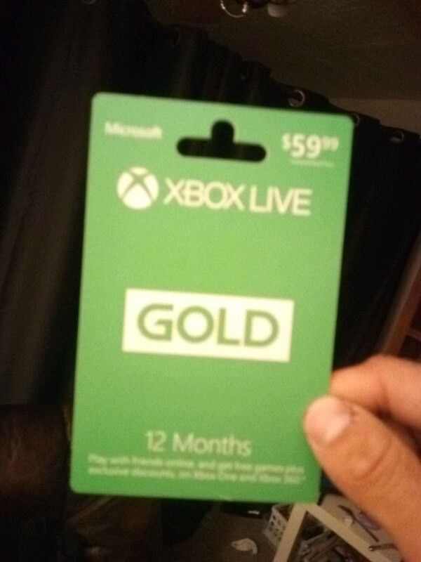12 Best Of Xbox Live Gold Card Photos Xbox Gift Card Birthday Cards For Boys Wedding Anniversary Cards