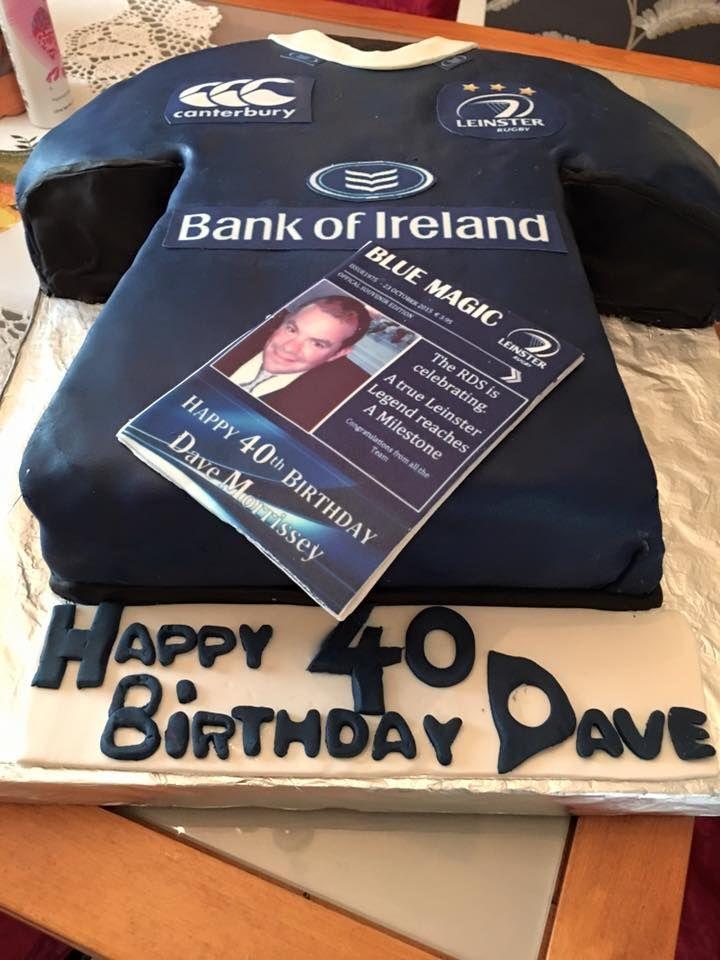 Leinster Cake
