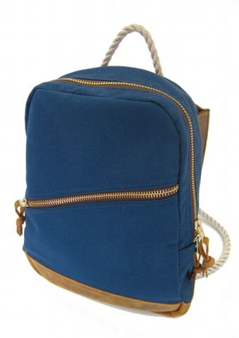 ROPE. HANDLES. Sydney Moss backpack from Vanport Outfitters, $225
