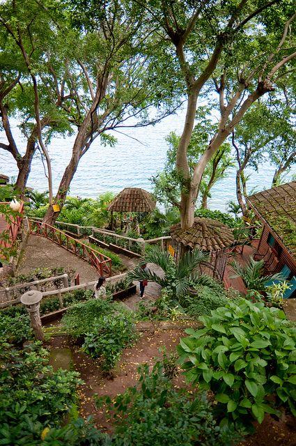 Laguna de Apoyo, Nicaragua - I was literally RIGHT here :D