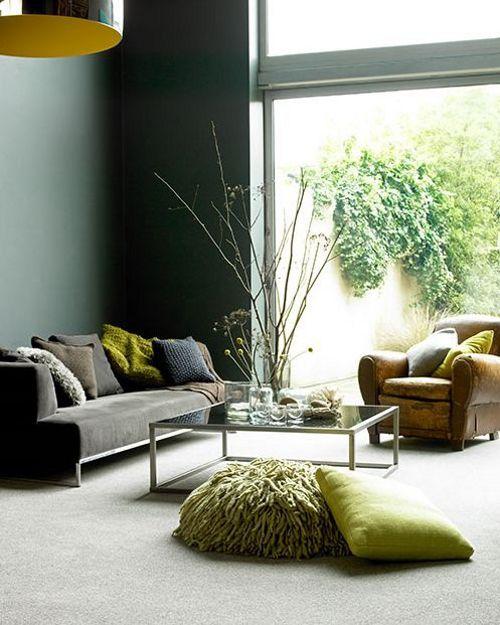 Haal de warme Herfstkleuren in huis