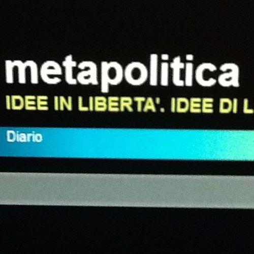 Caso Abu Omar, l'Italia ha sacrificato la sua integrità morale per favorire le operazioni illegali della CIA. Leggi il post su #MetapoliticaBlog: www.metapoliticablog.wordpress.com