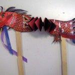 Laboratori per  bambini : Dragoni