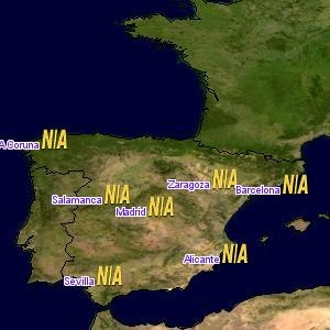 Alicante Weather (Homepage)