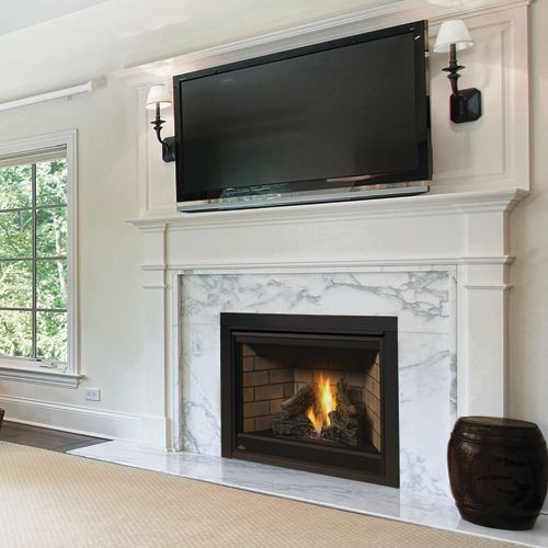 napoleon b42 feature fireplaces pinterest mantels