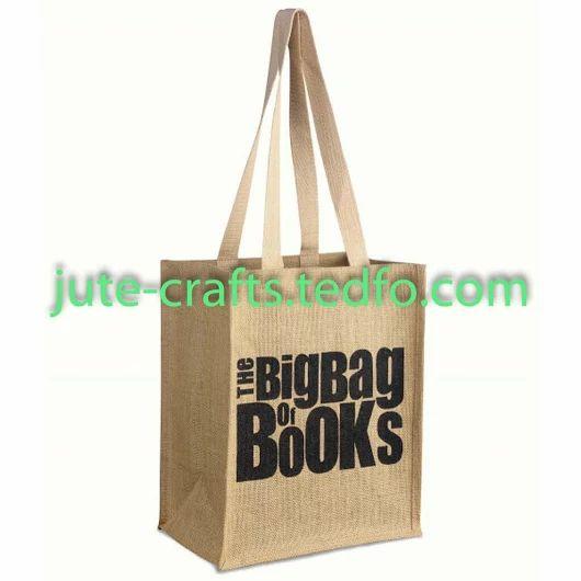 Wholesale Jute Bags/Wholesale Medium Jute Made Shopping Bag