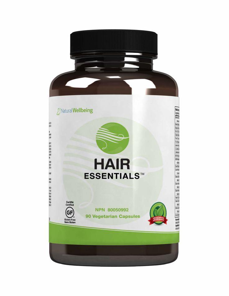 Original Hair Essentials™ for Healthy Hair. For Men & Women Against Hair Loss!