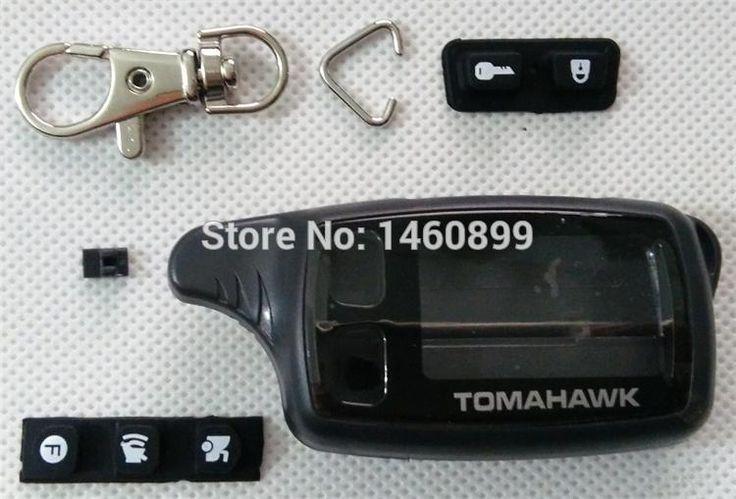 TW9010 Llavero Caso Cubierta De Plástico para Tomahawk TW-9010/TW-9020/TW-9030 Controlador Remoto Clave Fob, TW9030/9020, TW 9010 9020 9030