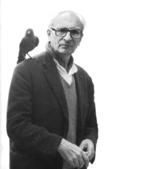 Claude Levi Strauss und seine Dohle.