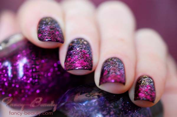 China Glaze Rendezvous With You, SEPHORA by OPI Jewelry Top Coats G-listen To Your Heart, SEPHORA by OPI Jewelry Top Coats Sugar Plum Fairies Gone Wild.