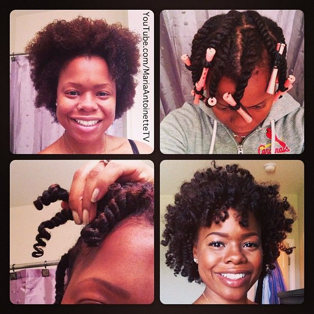 Twist out #NaturalHair #OfficiallyNatural