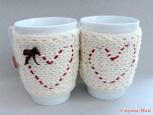 Идеи для подарка на день Святого Валентина - Вязание - Страна Мам