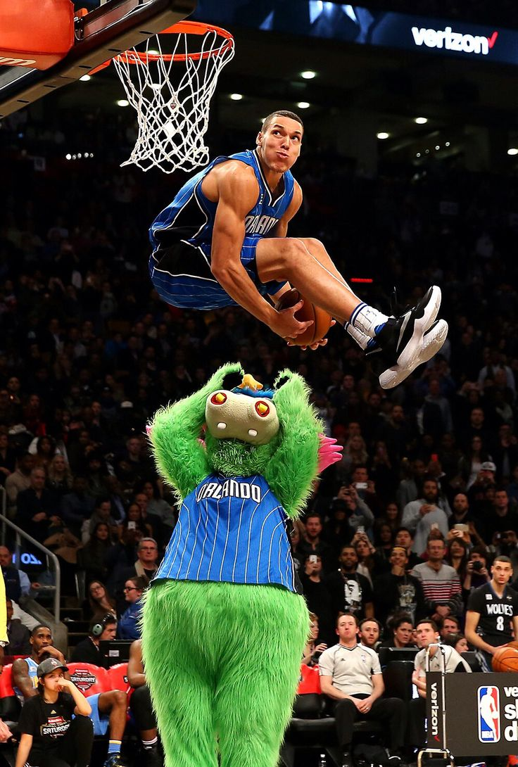 Aaron Gordon Best Dunk in 2016