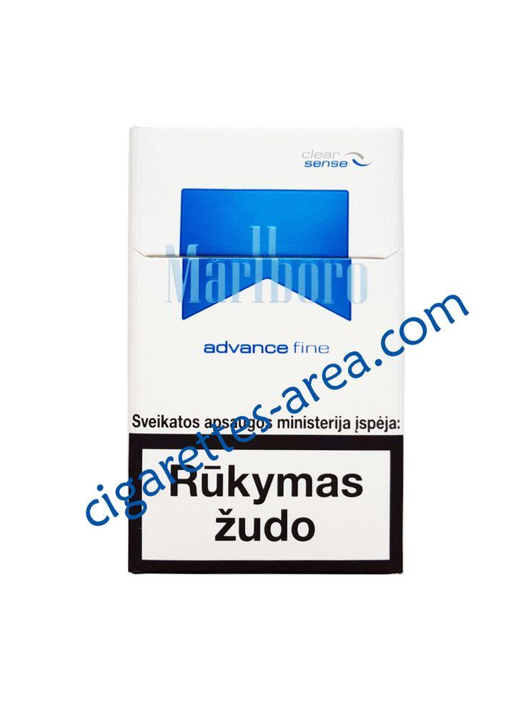 MARLBORO ADVANCE FINE cigarettes
