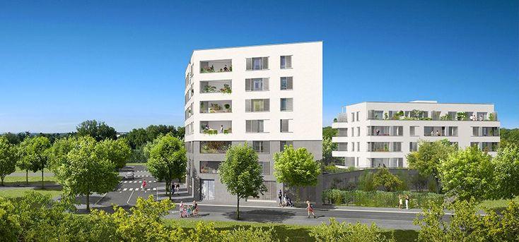 Découvrez notre nouveau programme immobilier à Toulouse. Profiter d'une résidence aux aménagements harmonieux. Eligible au dispositif Pinel et dotée de la certification NF Logement.