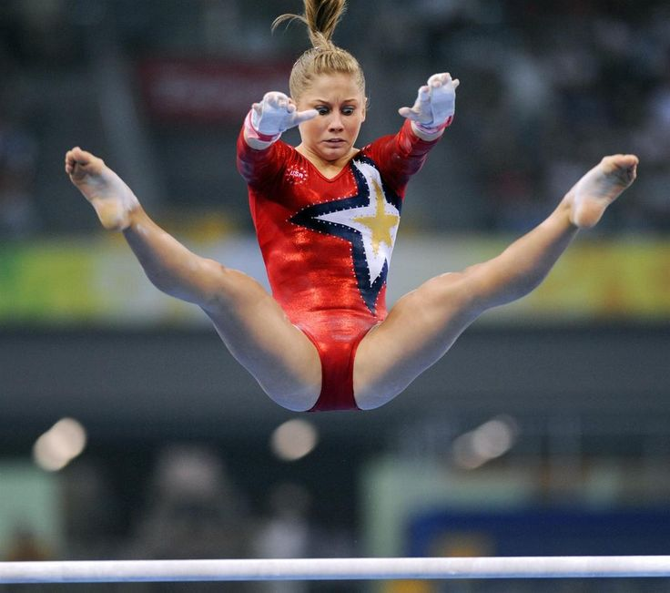 2008 Olympian Shawn Johnson