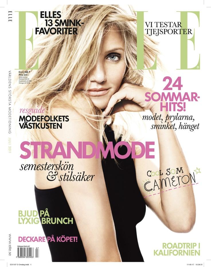 ELLE 7/2011 (butik)