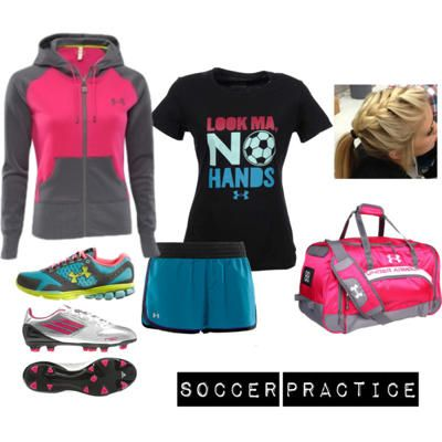 how to get ready for soccer practice