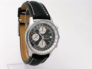 Nice Price #Breitling Navitimer chronograph automatic Swiss watch, ref, a13022 #Ebay Lightning Buyout!