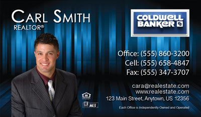 17 best coldwell banker business cards images on pinterest coldwell banker business card template 17 wajeb Image collections