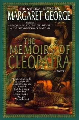 Another pinner said: I love a good historic drama, and anything to do with Egypt. George did a nice job here giving Cleopatra a voice, and showing how close the world came to being entirely different had Antony not fell victim to a bad PR campaign lead by Octavian.