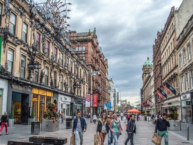 The Design Lover's Guide to Glasgow  From its one-of-a-kind hotels like Crossbasket Castle to exceptional shopping at smart boutiques like Instrmnt, Scotland's second city is a welcome destination for any aesthete