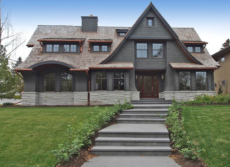 16 best shingle style victorian images on pinterest for New victorian style homes