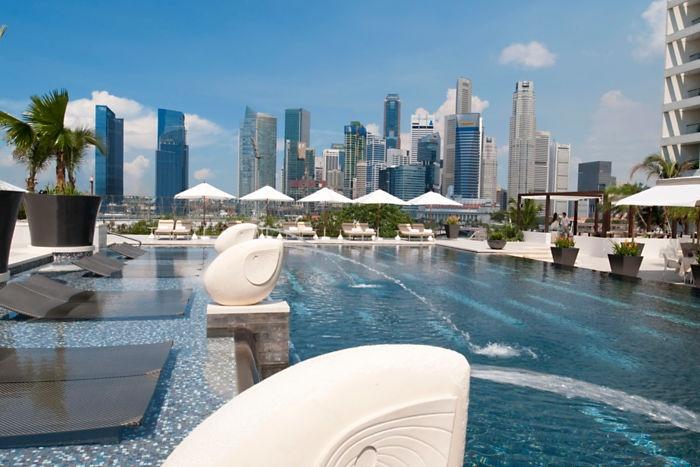 Mandarin Oriental Hotel Group, Singapore