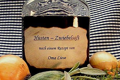 Husten-Zwiebelsaft