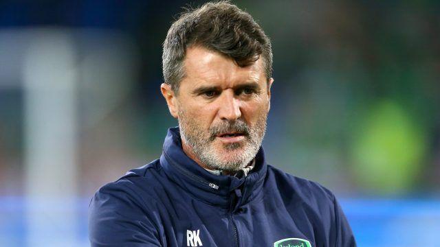 Denmark keeper Kasper Schmeichel expects Ireland to play in Roy Keanes image