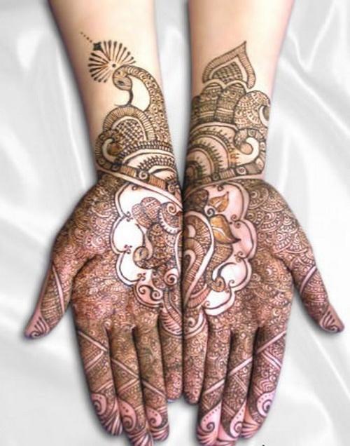 Traditional Henna Tattoo Designs: 60 Best Henna Images On Pinterest