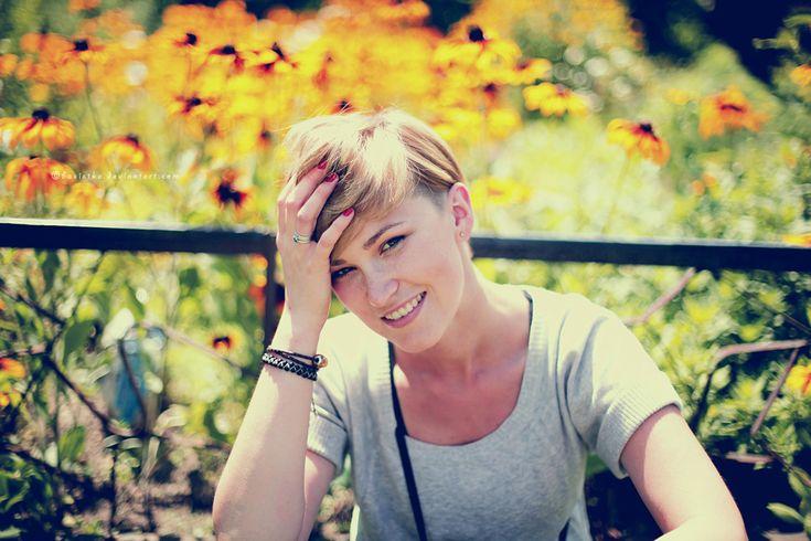When you're smiling by Basistka.deviantart.com on @DeviantArt