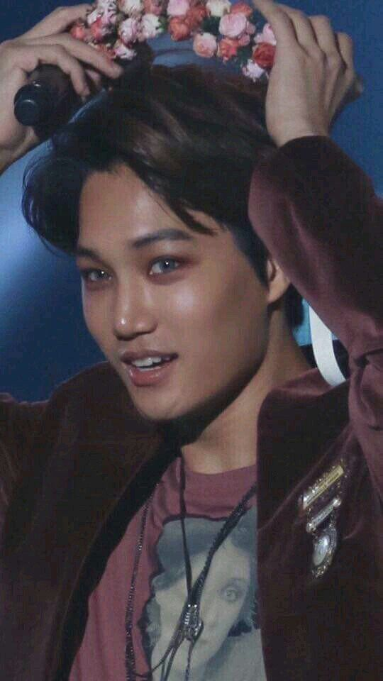 87 best kim jongin images on Pinterest Exo kai, Goddesses and Kaisoo
