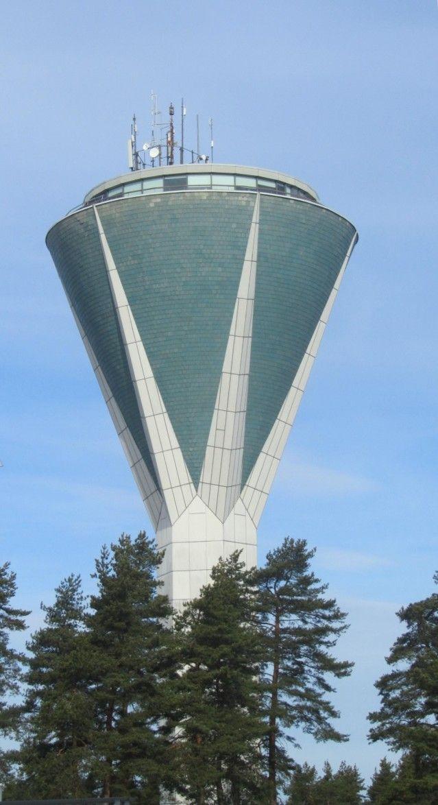 Lahden vesitorni, Lahti water tower