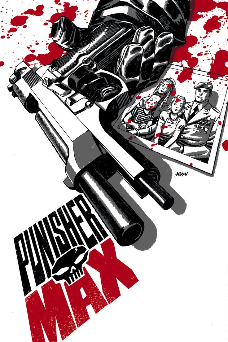 Punisher Max 21 by Devilpig.deviantart.com on @deviantART