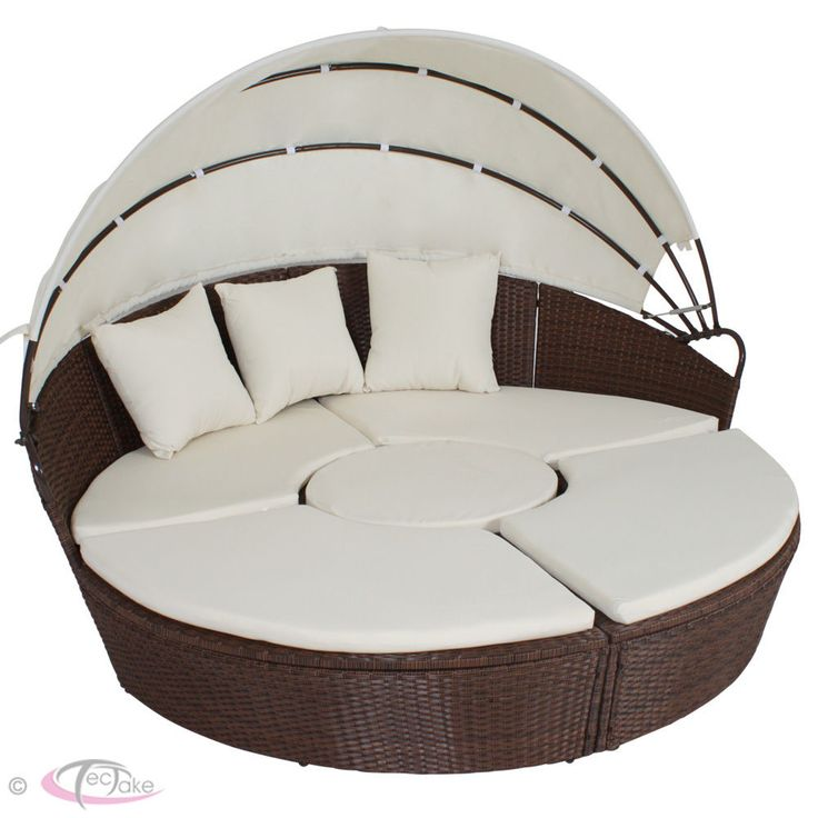 Garden Furniture Bed 43 best gorgeous outdoor beds images on pinterest | outdoor beds