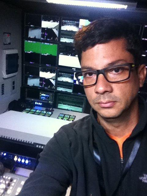 Dirigiendo transmisión en vivo en HD que buena movil