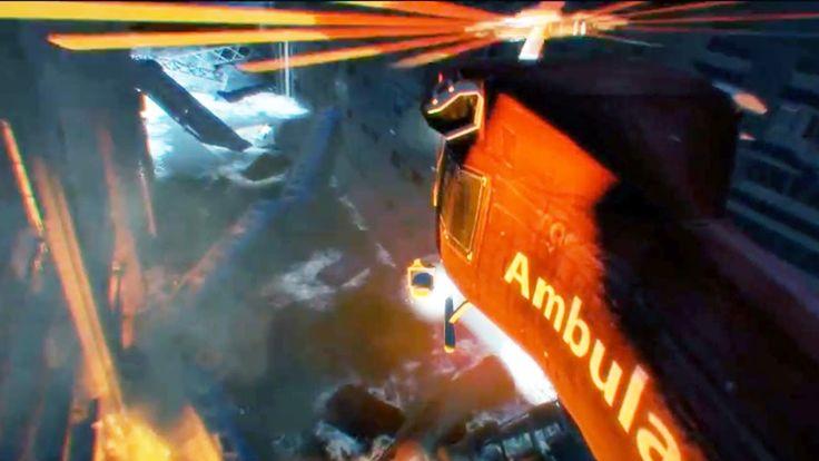 Survivor VR - Video Game Trailer 2017【HTC Vive】Lucid Dream Studio