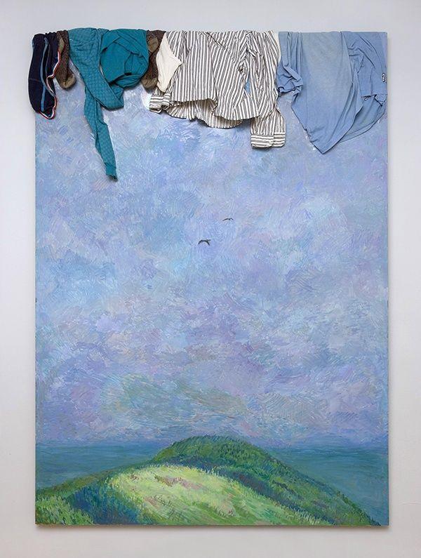 Ilya and Emilia Kabakov, Landscape with Mountains, 1989