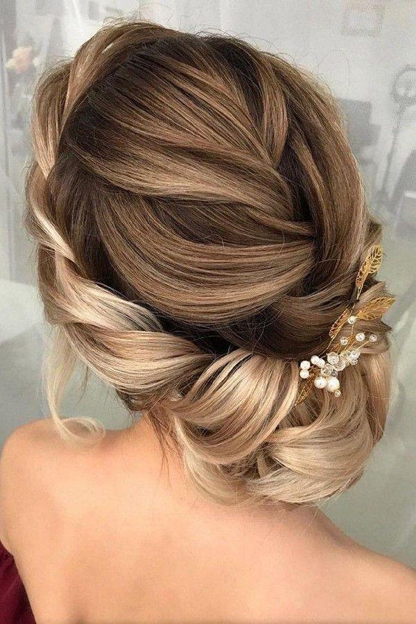 Неотразимые свадебные прически 2020-2021 - фото, тренды, лучшие идеи  укладки   Beautylooks   Свадебные прически, Модные прически, Прически