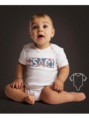 Body/koszulka z nadrukiem SSAĆ