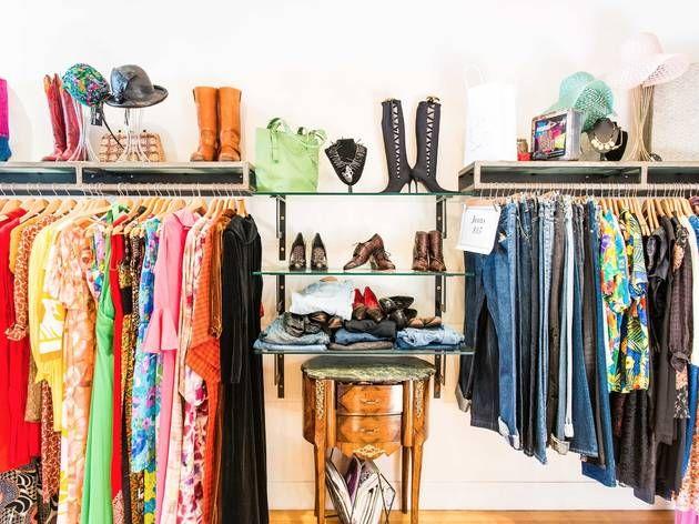 The Best Vintage Shops In Sydney Vintage Shops Vintage Store Displays Shopping