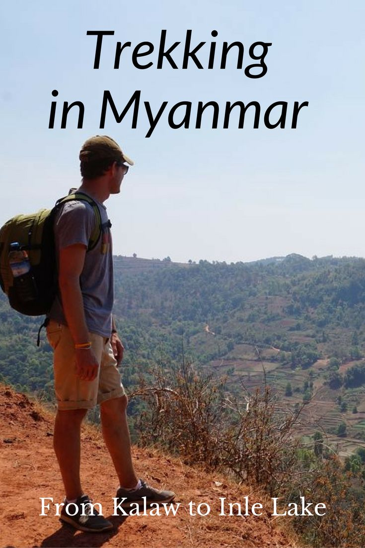 Trekking story, pictures and tips from our adventurous hike from Kalaw to Inle Lake in #Myanmar