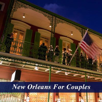 There's more to NOLA than Bourbon Street. Check out these ideas for a romantic trip to New Orleans.