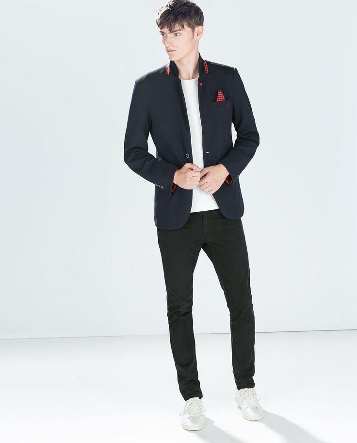10 best vestes images on pinterest jackets man style and men fashion. Black Bedroom Furniture Sets. Home Design Ideas
