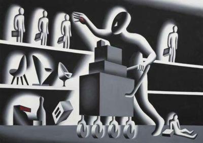 Mark Kostabi - Related Artist Discovery - Mark Kostabi