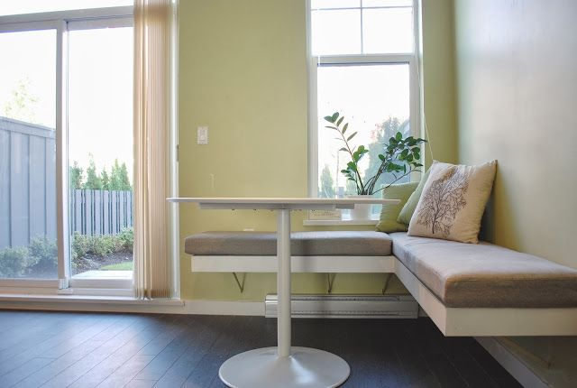 maynard made: kitchen & bench project