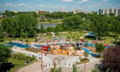 Variety Heritage Adventure Park at The Forks