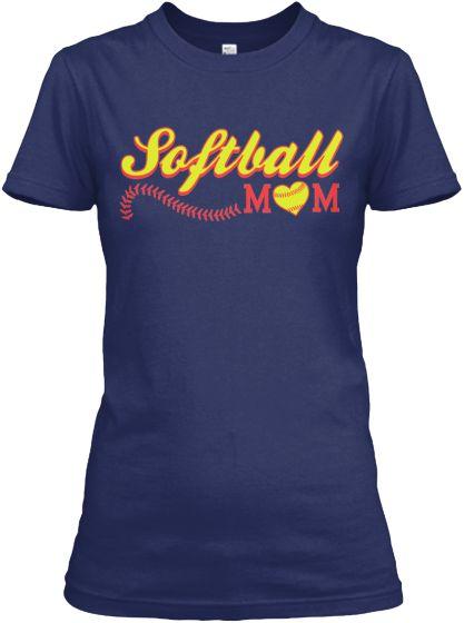 Softball Mom | Teespring