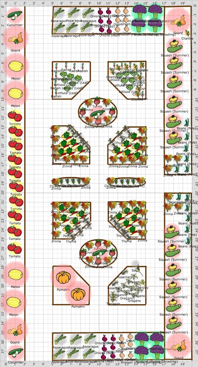 This is my revised potager garden plan for summer 2013.                                                                                                                                                                                 More